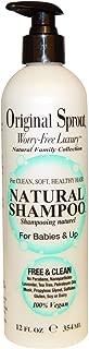 Original Sprout Natural Shampoo, 12 Ounce