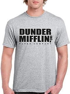 Dunder Mifflin Office - Camiseta Manga Corta