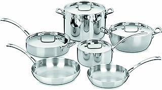 Cuisinart 10-Piece Silver FCT-10