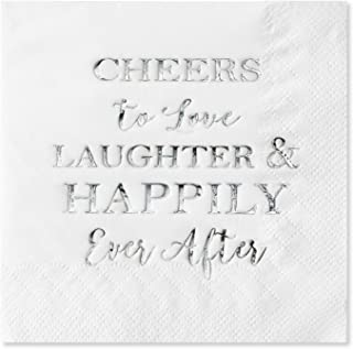 Best engagement napkins personalised Reviews