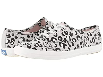 Keds Keds x Betty and Veronica Champion Leopard (Gray) Women