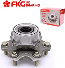 FKG 515074 Front Wheel Bearing Hub Assembly fit for 2001-2006 Mitsubishi Montero 4WD ONLY, 6 Lugs