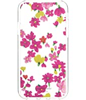 Kate Spade New York - Jeweled Marker Floral Phone Case for iPhone XS