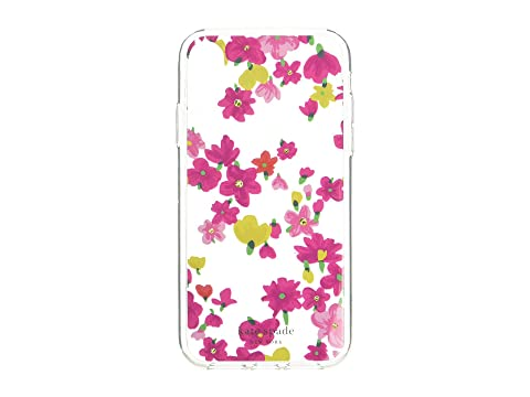 Kate Spade New York Jeweled Marker Floral Phone Case for iPhone XS