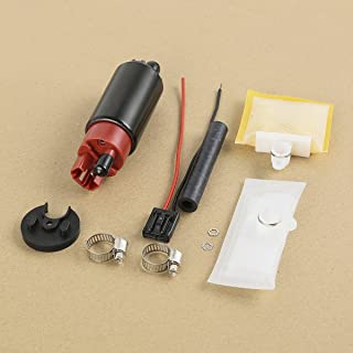 XMT-MOTO Fuel Pump In-Tank + Install Kit Replace: E2068 E2303 E2446 E2471 E8213 E8229 E8335 E8404 FE0117 FE0118 FE0119 FE0131 FE0317 FE0129 FE0134 P72237 P72239 P72240 P72241 P742242 EP126 EP382 EP387
