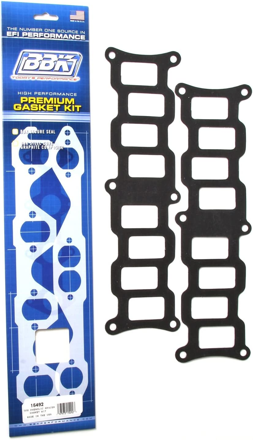 BBK online shop Classic 15492 EFI Intake Manifold Gasket Lower Set - Kit Upper for