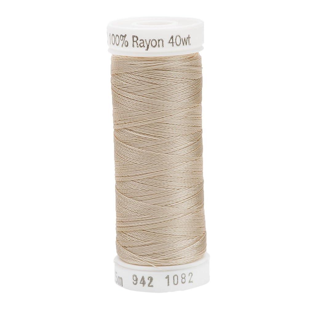 Sulky Rayon Thread for Sewing, 250-Yard, Ecru