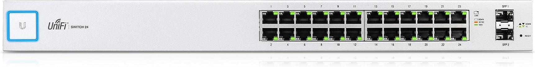 Ubiquiti US-24 Unifi Switch, White
