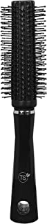 TS Round Hair Brush (Classic Collection - Black),