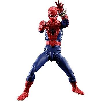 S.H.フィギュアーツ MARVEL スパイダーマン(「スパイダーマン」東映TVシリーズ) 約150mm ABS&PVC製 塗装済み可動フィギュア