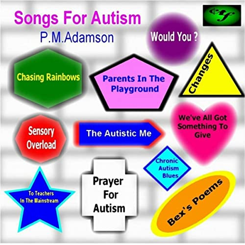 Autisms Rise Tracks With Drop In Other >> Songs For Autism By P M Adamson On Amazon Music Amazon Com