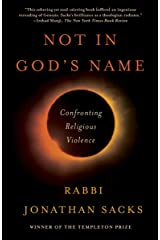 Not in God's Name: Confronting Religious Violence Kindle Edition