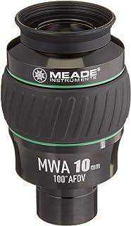 Meade Instruments 607016 Eyepiece, 100 Degree, MWA 10MM, 1.25-Inch (Black/Green)