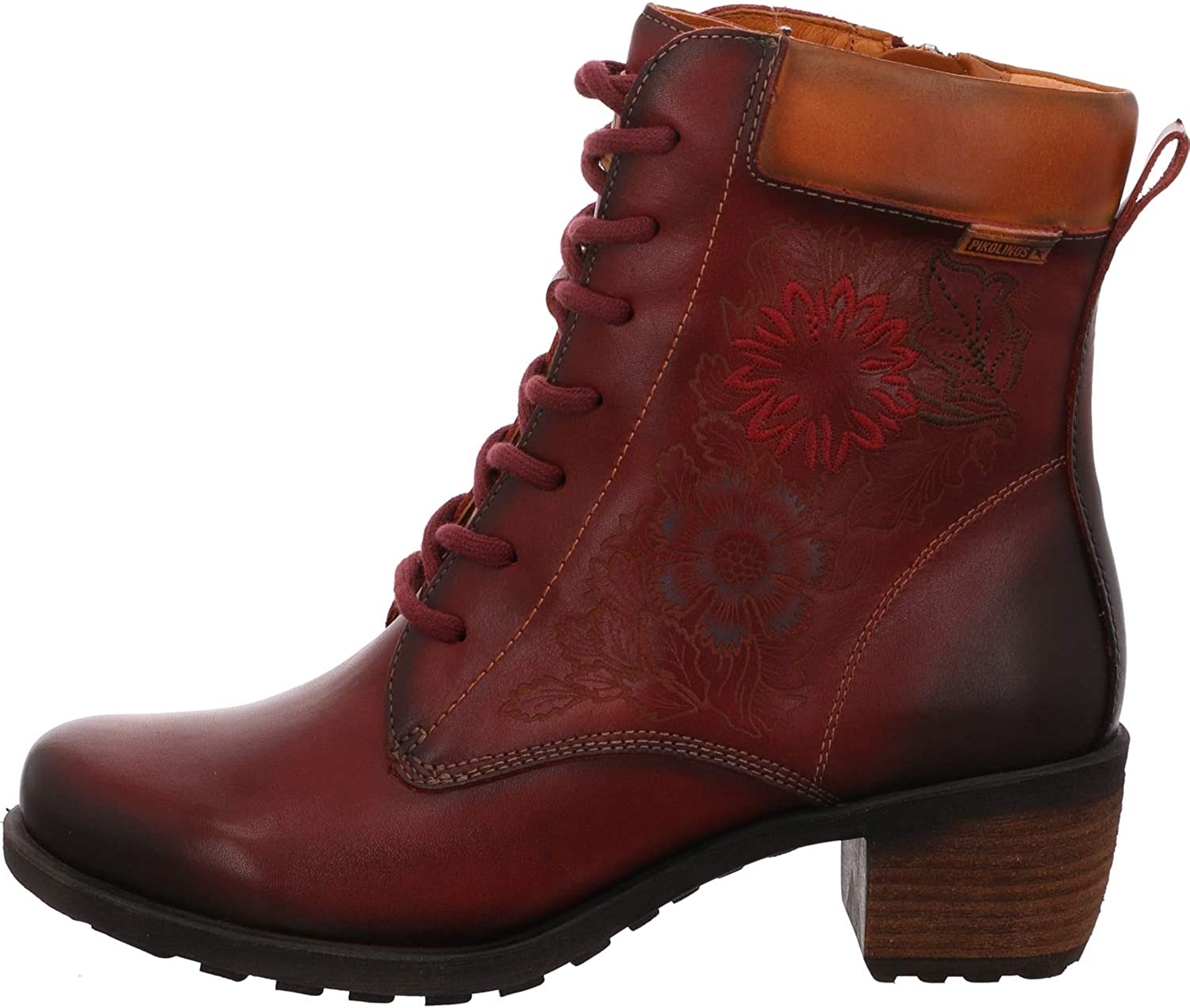 Pikolinos Womens Le Mans Leather Boots