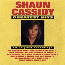 shaun cassidy songs