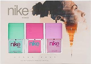 Nike - Estuche de Regalo para Mujer Sparkling Day Sweet Blossom Loving Floral Eau de Toilette 3x30 ml