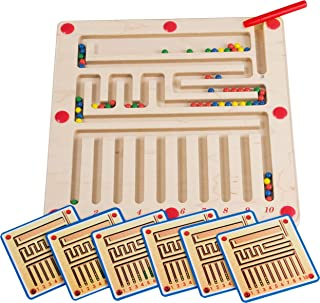 """HABA Magnet Game """"Labyrinth"""" Developmental Activity and Hand-Eye Coordination Games for 3 Years Kids 