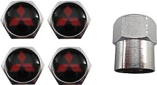 Llavero Apreta V/álvulas Mitsubishi Blanco ETMA aut011-57 V/álvulas Acero Inoxidable Coche