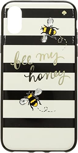Kate Spade New York - Jeweled Bee My Honey Phone Case for iPhone® X
