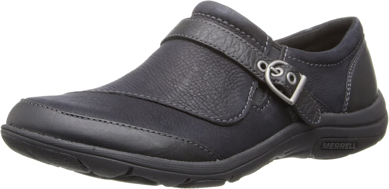 Merrell Women's Dassie Buckle Slip-On shoes