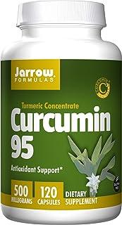 Jarrow Formulas - Curcumin 95 500 mg 120 caps (Pack of 3)