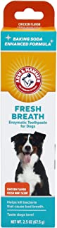 Arm & Hammer Dog Dental Care Toothpaste for Dogs | No More Doggie Breath | Safe for Puppies