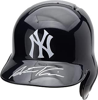 Austin Romine New York Yankees Autographed Replica Batting Helmet - Fanatics Authentic Certified - Autographed MLB Helmets