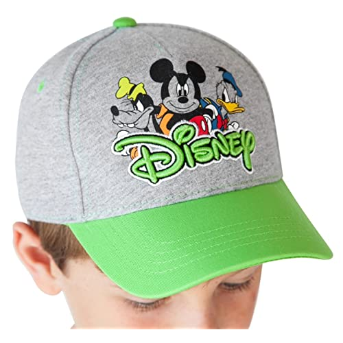 Disney Youth Hat Mickey Mouse Goofy Donald Duck Determined 3 faf61b7a1f54