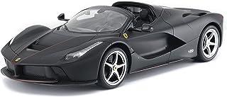 RASTAR 1/14 ラ フェラーリ アペルタ ブラック(手動開閉ドア&ドリフト)