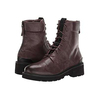 Frye Allison Combat (Cement Antique Soft Vintage) Women