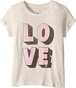 Love Tee (Little Kids/Big Kids)