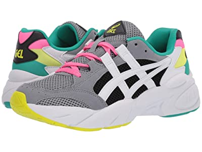 ASICS Kids Gel-Bnd (Big Kid) (Sheet Rock/White) Girls Shoes