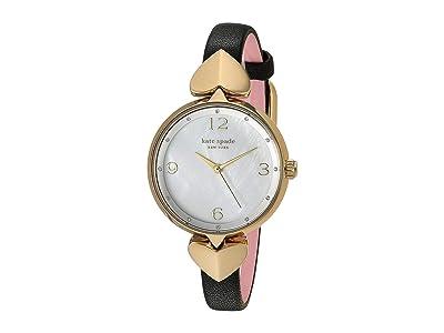 Kate Spade New York Hollis KSW1549 (Black) Watches
