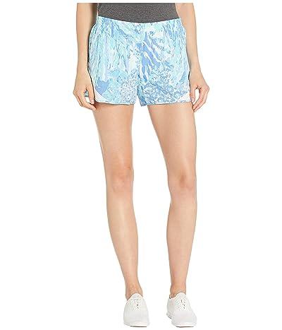 Lilly Pulitzer Ocean Trail Shorts (Blue Haven Hey Hey Soleil) Women
