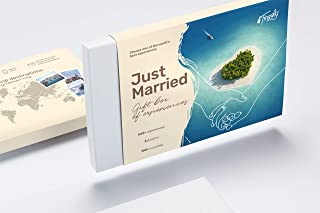 Just Married - Tinggly Voucher/Gift Card in a Gift Box