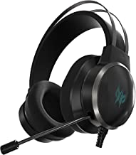 Acer Predator Galea 500 Gaming Headset, EQ Controller, 3D soundscape Technology, Virtual 7.1 Surround Sound and Gyro Senso...