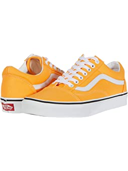 Vans Orange Products + FREE SHIPPING