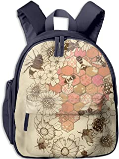 Featured Watercolor Unisex full-print backpack with pocket