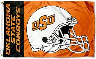 oklahoma state football helmet logo