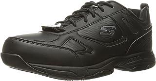 حذاء العمل دايتون المقاوم للانزلاق للرجال من سكيتشرز