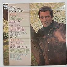 Born Free [Vinyl] Andy Williams