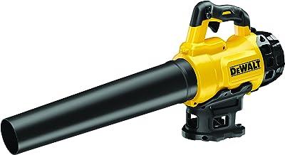 Dewalt Akk-Gebläse/Laubbläser (18 V, 5.0 Ah bürstenlos, 145 km/h Luftgeschwindigkeit,..