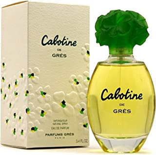 Cabotine By Parfums Gres For Women. Eau De Parfum Spray 3.4 Ounces