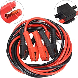 10m FLY c/âble automobile rouge 16mm/² galon v/éhicule c/âble de charge d/émarrage