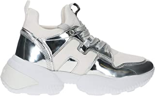 Hogan Luxury Fashion Womens GYW4870CH20MSX0351 Silver Sneakers | Fall Winter 19