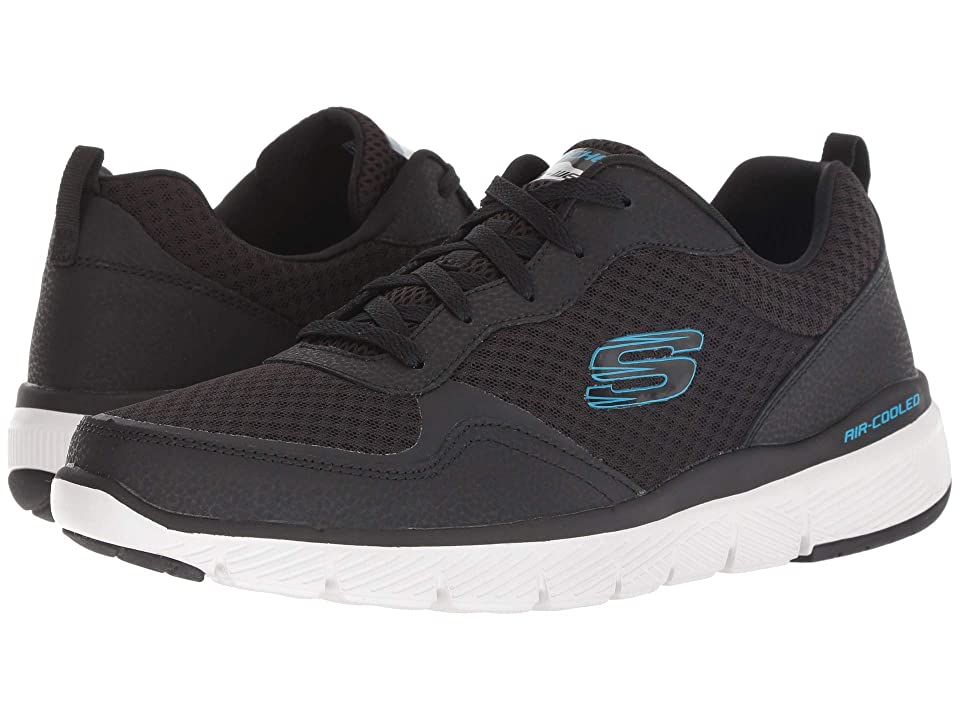 SKECHERS Flex Advantage 3.0 (Black) Men