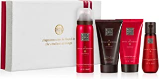 RITUALS The Ritual of Ayurveda Luxury and Relaxing Beauty Gift Set Small for Women. Contains a Shower Foam, Shampoo, Body Cream and Dry Body Oill