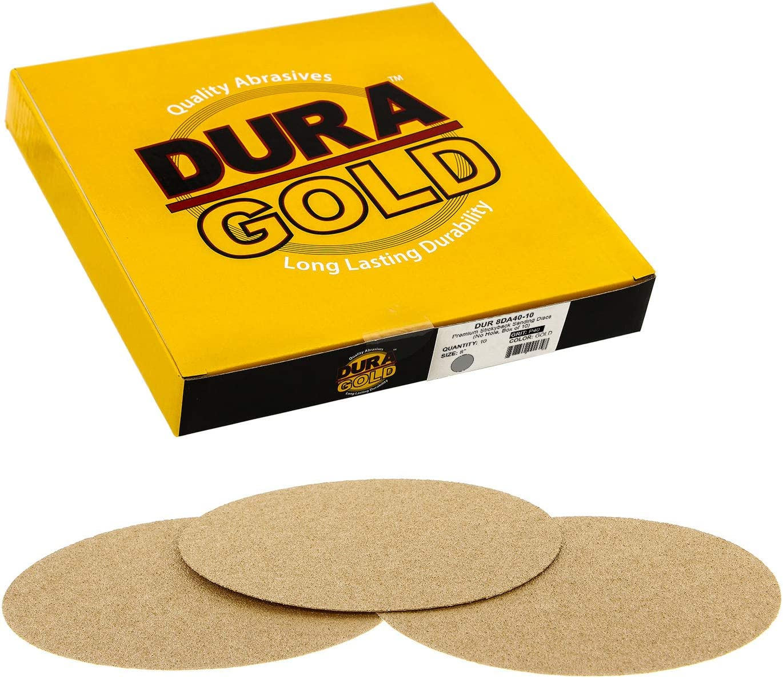 Dura-Gold - Ranking TOP14 Premium 40 Grit 8
