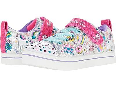 SKECHERS KIDS Twinkle Toes Sparkle Rayz Unicorn Party 314840L (Little Kid)