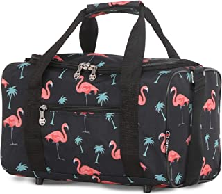 00b42c158f 5 Cities 5 Cities Small Ryanair Travel Cabin Luggage Sports Duffel Bag  Holdall, 14L (